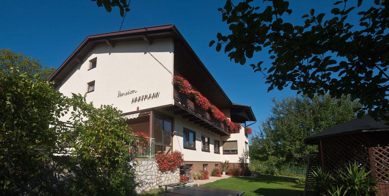 *Unser Haus* - Pension Hartmann