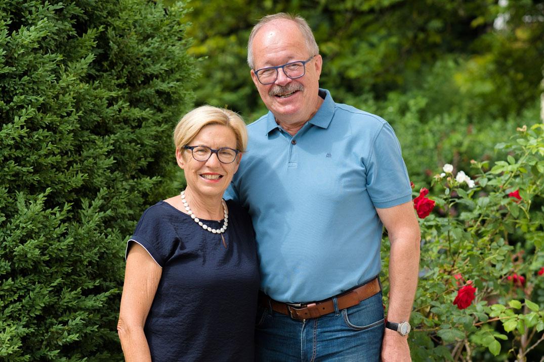 Annemarie und Božo Hartmann